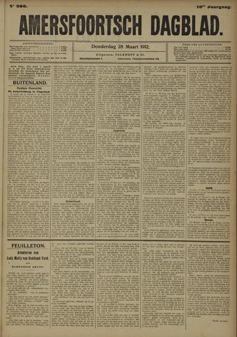 Amersfoortsch Dagblad 1912-03-28