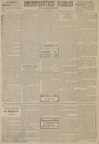 Amersfoortsch Dagblad / De Eemlander 1922-07-13
