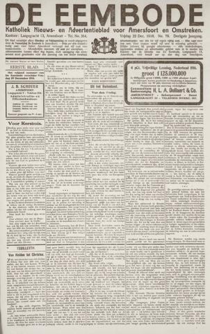 De Eembode 1916-12-22
