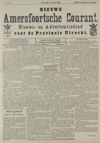 Nieuwe Amersfoortsche Courant 1909-06-12