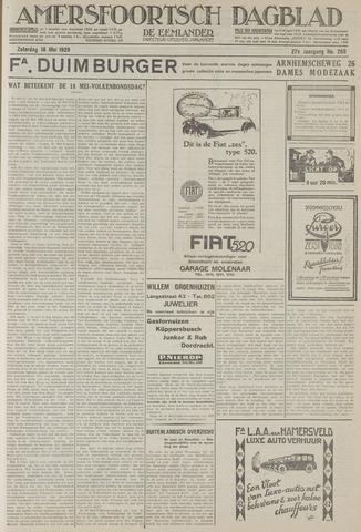 Amersfoortsch Dagblad / De Eemlander 1929-05-18