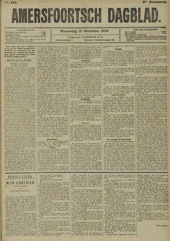 Amersfoortsch Dagblad 1904-12-21