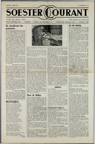 Soester Courant 1951-04-03