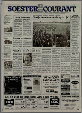 Soester Courant 2002-09-25