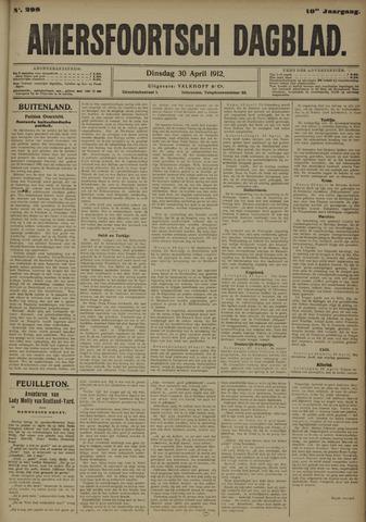 Amersfoortsch Dagblad 1912-04-30