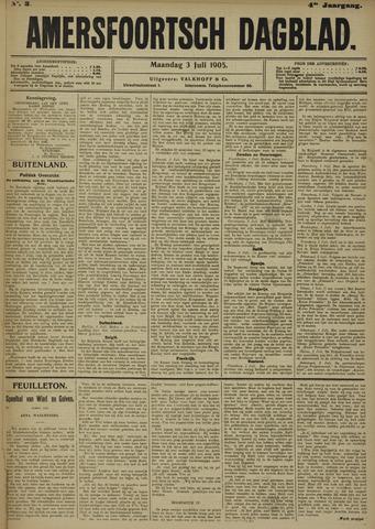 Amersfoortsch Dagblad 1905-07-03
