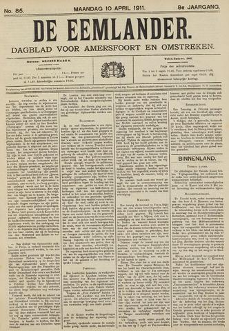 De Eemlander 1911-04-10