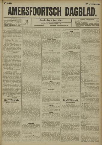 Amersfoortsch Dagblad 1907-06-06