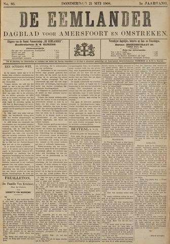 De Eemlander 1908-05-21