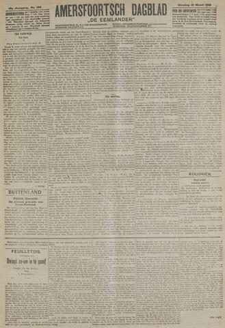 Amersfoortsch Dagblad / De Eemlander 1918-03-12