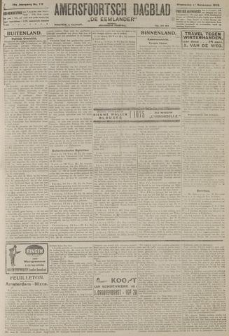 Amersfoortsch Dagblad / De Eemlander 1920-11-17