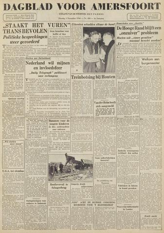 Dagblad voor Amersfoort 1946-11-05