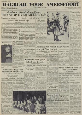 Dagblad voor Amersfoort 1950-08-31