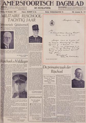 Amersfoortsch Dagblad / De Eemlander 1937-11-30