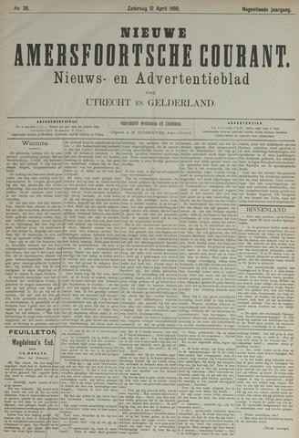 Nieuwe Amersfoortsche Courant 1890-04-12