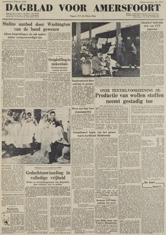 Dagblad voor Amersfoort 1949-02-03