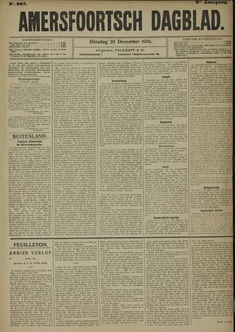 Amersfoortsch Dagblad 1910-12-20