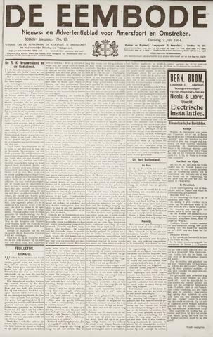 De Eembode 1914-06-02