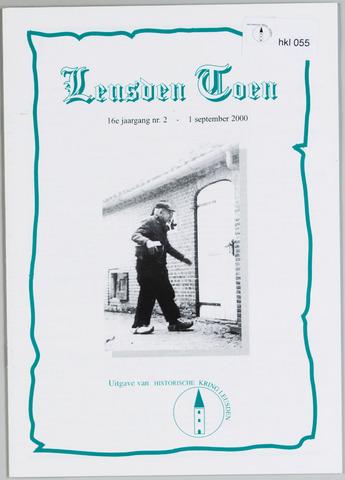 Historische Kring Leusden 2000-09-01