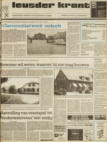 Leusder Krant 1989-06-28