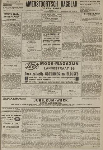 Amersfoortsch Dagblad / De Eemlander 1923-08-29