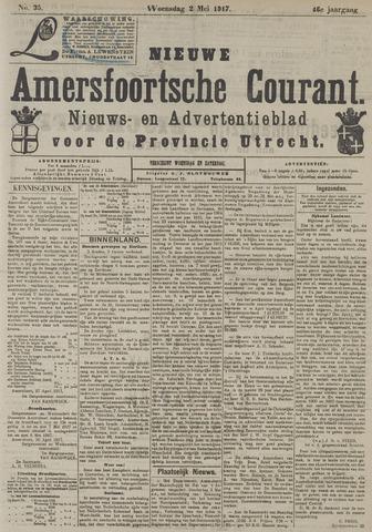 Nieuwe Amersfoortsche Courant 1917-05-02