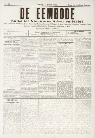 De Eembode 1909-01-23