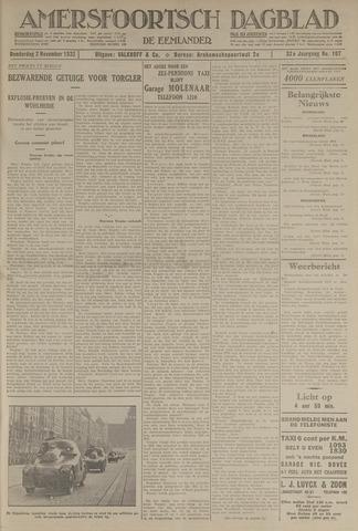 Amersfoortsch Dagblad / De Eemlander 1933-11-02