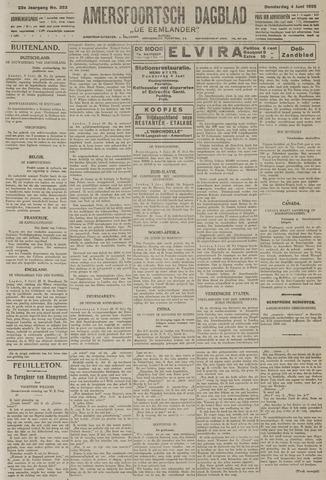 Amersfoortsch Dagblad / De Eemlander 1925-06-04