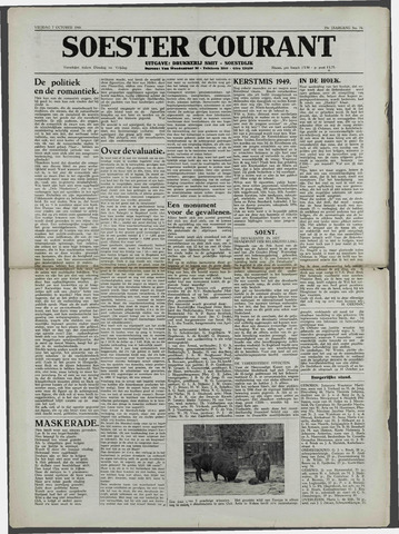 Soester Courant 1949-10-07