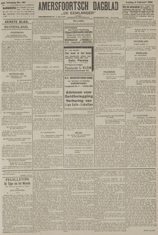 Amersfoortsch Dagblad / De Eemlander 1926-02-05
