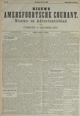 Nieuwe Amersfoortsche Courant 1890-07-26