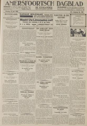 Amersfoortsch Dagblad / De Eemlander 1929-06-18