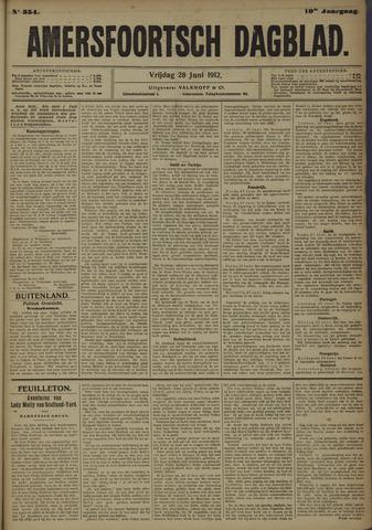 Amersfoortsch Dagblad 1912-06-28