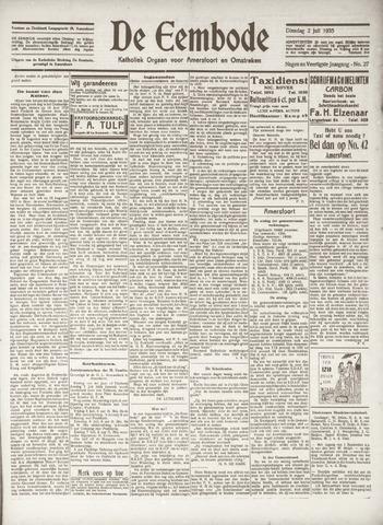 De Eembode 1935-07-02