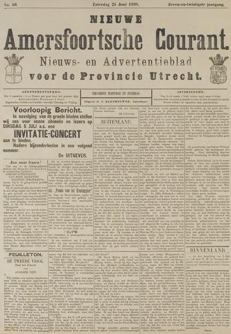 Nieuwe Amersfoortsche Courant 1898-06-25