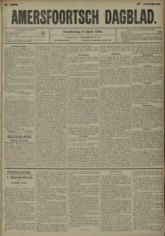 Amersfoortsch Dagblad 1908-04-09