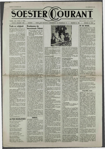 Soester Courant 1951-08-24