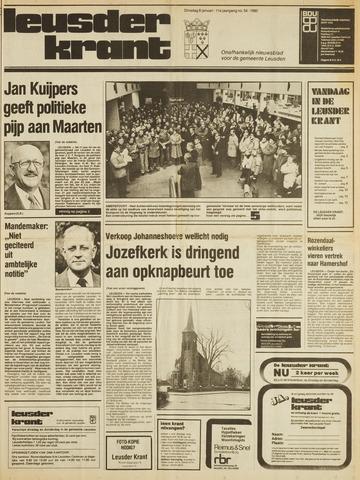 Leusder Krant 1980-01-08