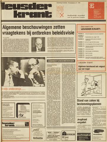 Leusder Krant 1978-10-19