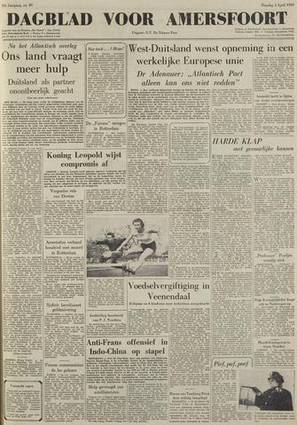 Dagblad voor Amersfoort 1950-04-04