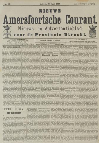Nieuwe Amersfoortsche Courant 1907-04-20
