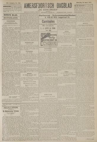 Amersfoortsch Dagblad / De Eemlander 1927-04-26
