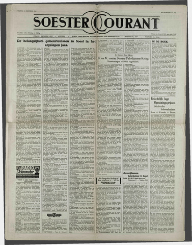 Soester Courant 1954-12-31