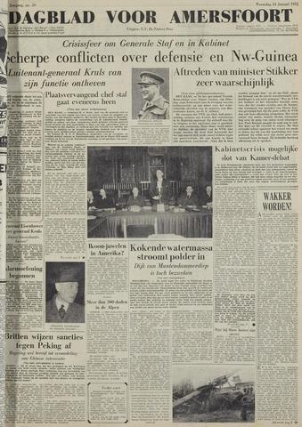 Dagblad voor Amersfoort 1951-01-24