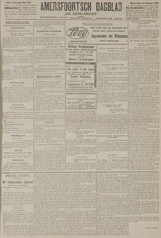 Amersfoortsch Dagblad / De Eemlander 1926-03-10