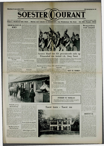 Soester Courant 1967-11-14