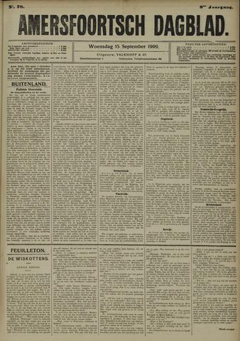 Amersfoortsch Dagblad 1909-09-15