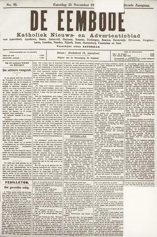 De Eembode 1905-11-25