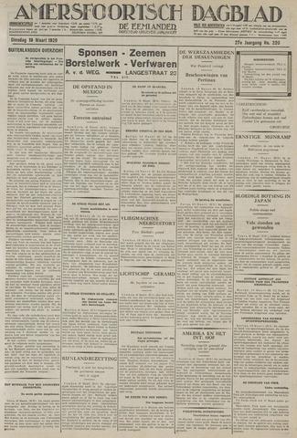 Amersfoortsch Dagblad / De Eemlander 1929-03-19